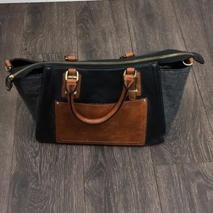 SOLE SOCIETY Jensen Winged Tote